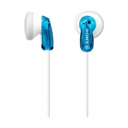 Sony In-Ear Headphones (MDR-E9L) – Blue