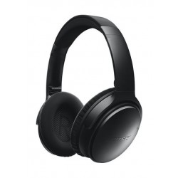 Bose QuietComfort 35 Wireless Over-Ear Noise Cancelling Headphones - Black