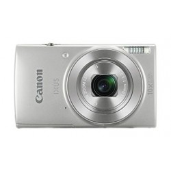 Canon IXUS 190 20MP Wi-Fi Camera - Black