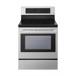 LG 5 Burners Ceramic Electric Cooker (LRE3083ST)