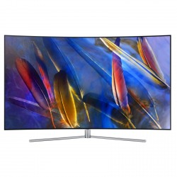 SAMSUNG 65 inch Curved 4K Smart QLED TV - QA65Q7C