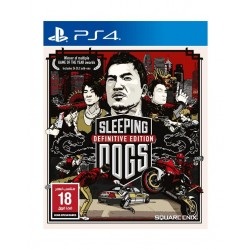 Sleeping Dogs Definitive Edition: Playstation 4 Game