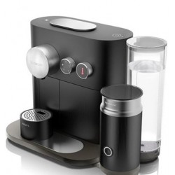 Nespresso Expert And Milk Coffee Machine - Black (C85-ME-BK-NE)