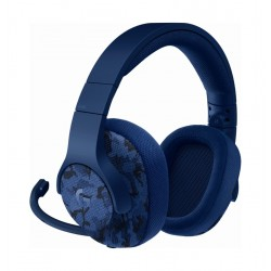 Logitech G433 7.1 Wired Gaming Headset - Blue Camo