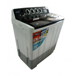 Basic 18 Kg Twin Tub Washing Machine (BW-1800SJ) - White