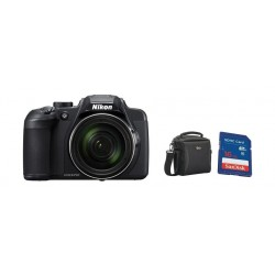 Nikon CoolPix P900 16MP & 83x Optical Zoom Wi-Fi Digital Camera + Bag + Memory Card