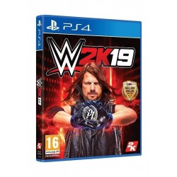 WWE 2K19 - PlayStation 4 Game