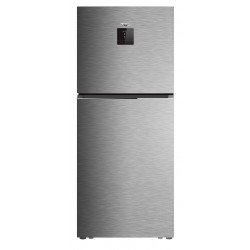 TCL 19 CFT Top Mount Refrigerator (TRF-545WEXPSA) - Silver