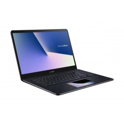 With ZenBook Pro 14, you don't have to wait for the future: you can touch it, right here and right now.