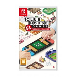 Clubhouse Games 51 Worldwide Classics - Nintendo Switch Game