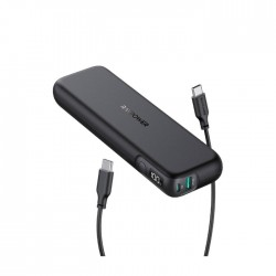 RAVPower PD Pioneer 15k 30w 2 Ports Portable Charger - Black