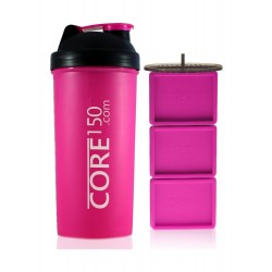Core 150 Attitude Protein Shaker Bottle – Pink