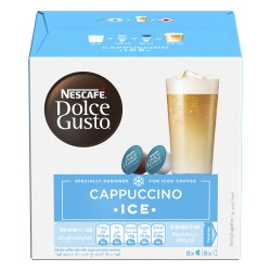 Dolce Gusto Nescafe Iced Cappuccino - 16 Capsules