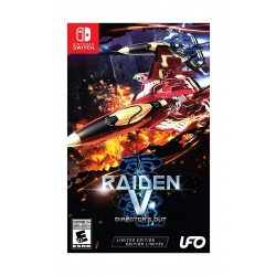 Raiden V: Director's Cut - Nintendo Switch Game