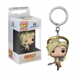 Funko Pop Keychain - Overwatch Mercy