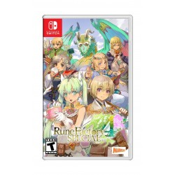 Rune Factory 4 Special - Nintendo Switch Game