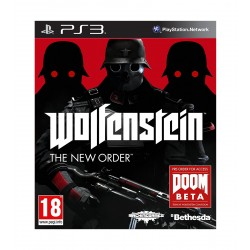 Wolfentein The New Order - PS3 Game