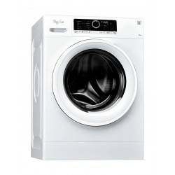 Whirlpool 8KG Front Load Washing Machine (FSCR80211) – White