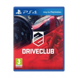 DriveClub - PS4 Game (Standard Edition)
