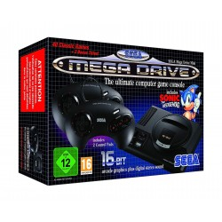 Sega Mega Drive Mini Built-In-42 Games
