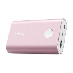 Anker Powercore 10050 Qualcomm Power Bank (A1311H51) - Pink