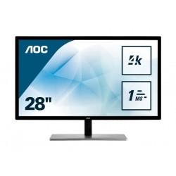 AOC 28-inch Class LED 4K Monitor - (U2879VF)