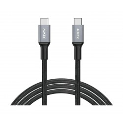 Aukey USB C to USB C 2 Meters Cable - Grey