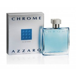 Azzaro Chrome by Azzaro for Men 100 mL Eau de Toilette Perfume