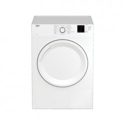 Beko 7 KG Vented Dryer (BDV7200) - White