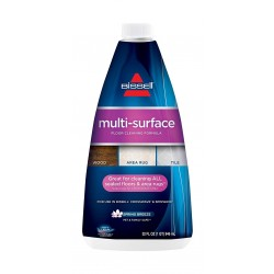 Bissell 1789J CrossWave And SpinWave Multi-Surface Cleaning Formula