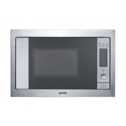 Gorenje 900W 50L Built In Microwave Oven with Grill (BM5350XSA)