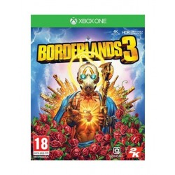 Borderlands 3 Deluxe Edition - XBOX One Game