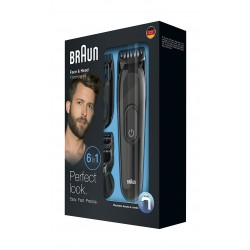 Braun 6 in 1 Multi Grooming Kit - MGK3020