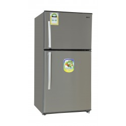 Basic 21.01 Cft Top Mount Refrigerator (BRD-774) Stainless Steel