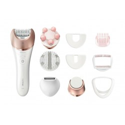 Philips Rechargble 5in1 Epilator (BRE652/00) - White