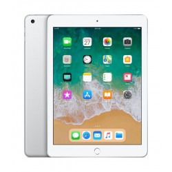 APPLE iPad (2018) 9.7-inch 128GB Wi-Fi Only Tablet - Silver