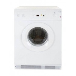 Baumatic 7kg Freestanding Vented Dryer - BMEDV7W