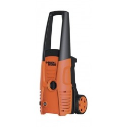Black+ Decker 1400W High Pressure Washer (PW1400S-B5)