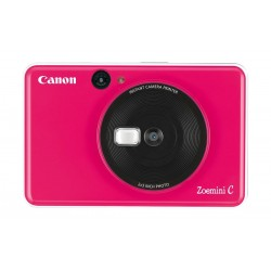 Canon Zoemini C Instant Camera & Printer - Pink 3