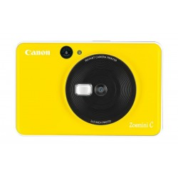 Canon Zoemini C Instant Camera & Printer - Yellow 2