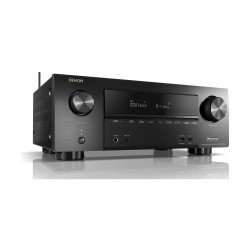 Denon 7.2 Channel 95W 4K Audio Video Receiver - AVRX2500 1