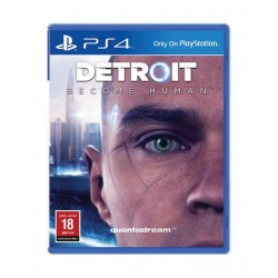 Detroit: Become Human: PlayStation 4 game
