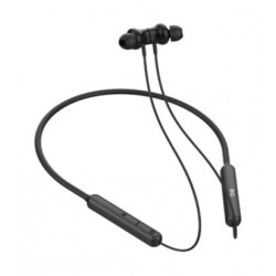 EQ C1 Neckband Wireless Earphones - Black