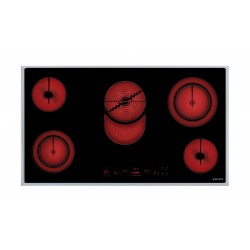 Glem Gas Ceramic Glass Hob 5 Zones - GTH96SIX