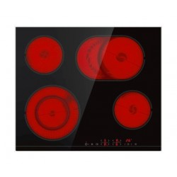 Gorenje 60cm 4 Burners Electric Hob - ECT643BX