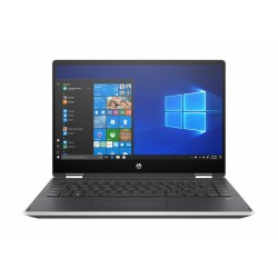 HP Pavilion x360 Core i3 4GB RAM 1TB HDD 14 inch Touchscreen Convertible Laptop - Silver
