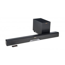 Klipsh 2.1 Channel Wireless Soundbar (RSB-6) - Black 2