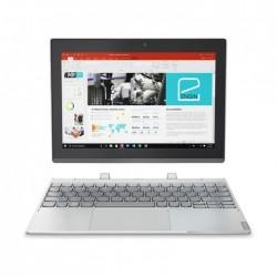 Lenovo MIIX 320 Atom Z8350 2GB RAM 32GB eMMC 10 inch Convertible Laptop (80XF006AAD) - Silver