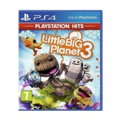 Little Big Planet 3: PlayStation 4 Game