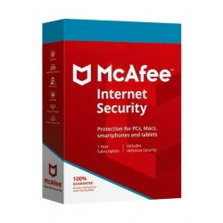 Mcafee Internet Security - 1 User